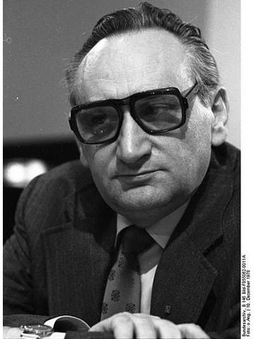 Egon Bahr:
