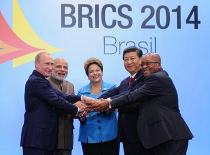 No geopolitica e collaborazione con BRICS