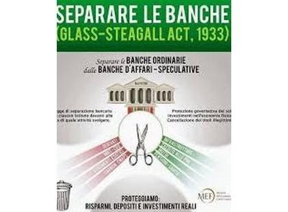 Approvata anche dalla Regione Veneto la separazione bancaria