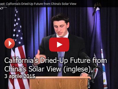 California's Dried-Up Future from China's Solar View (video, inglese)