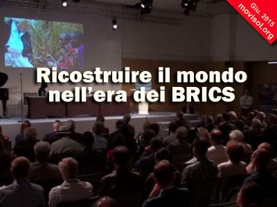 Ricostruire il mondo nell'era dei BRICS