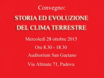 Storia ed Evoluzione del Clima Terrestre