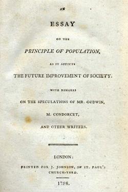Malthus_Popolazione