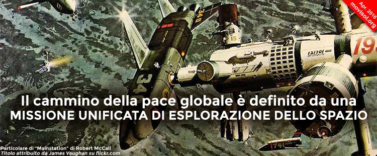 Il cammino della pace globale definito da una missione for Dichiarazione di missione adobe