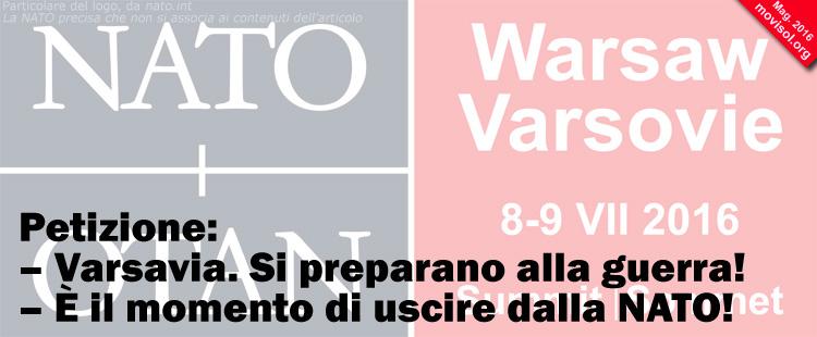 Vertice_NATO_Varsavia
