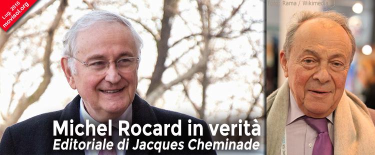 Michel Rocard in verità