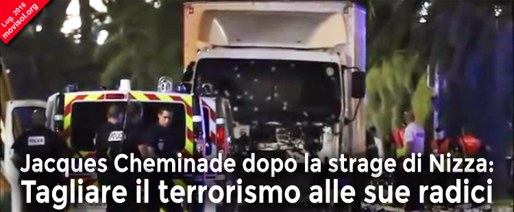 Tagliare il terrorismo alle sue radici