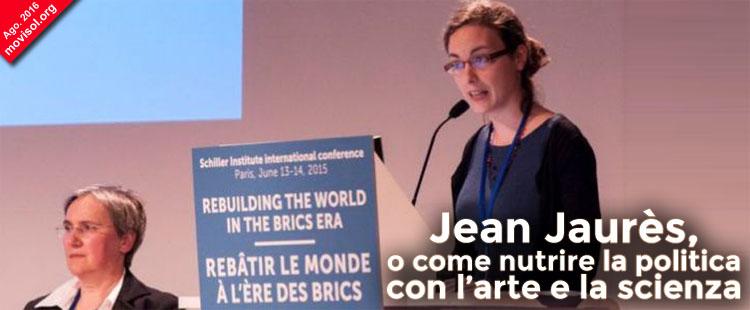 Jean Jaurès, o come nutrire la politica con l'arte e la scienza