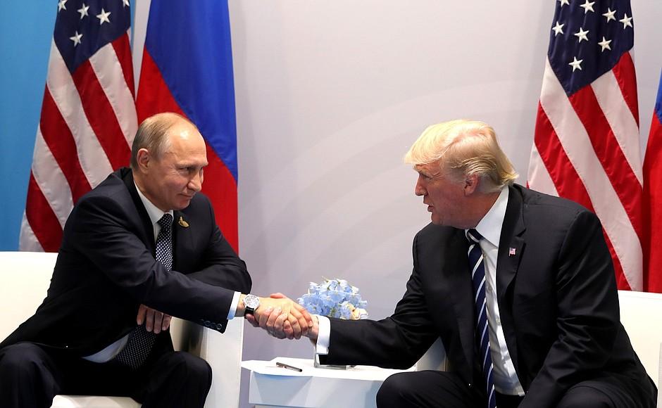 L'incontro tra Putin e Trump domina il vertice G20