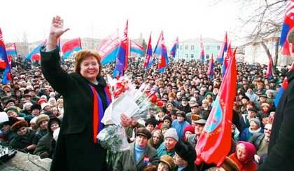 Fermiamo il terrorismo e le repressioni in Ucraina!