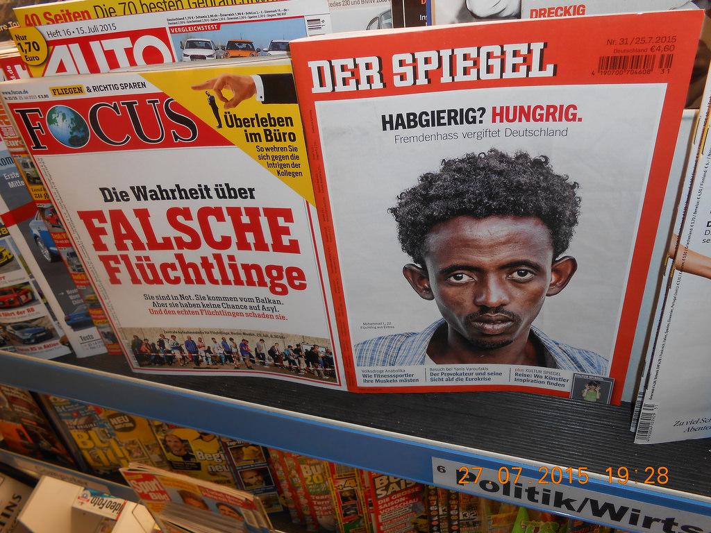 Lo scandalo dello Spiegel evidenzia le fake news dei media dominanti