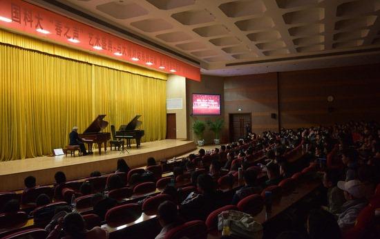 Concerti nel La=432 in Cina col pianista italiano Sebastiano Brusco