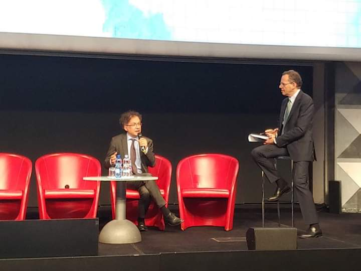 Michele Geraci risponde ai critici della Nuova Via della Seta