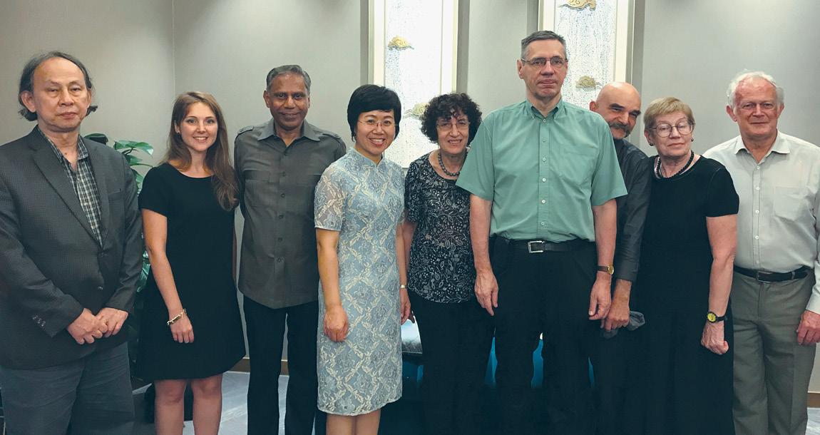 Lo Schiller Institute visita lo Xinjiang