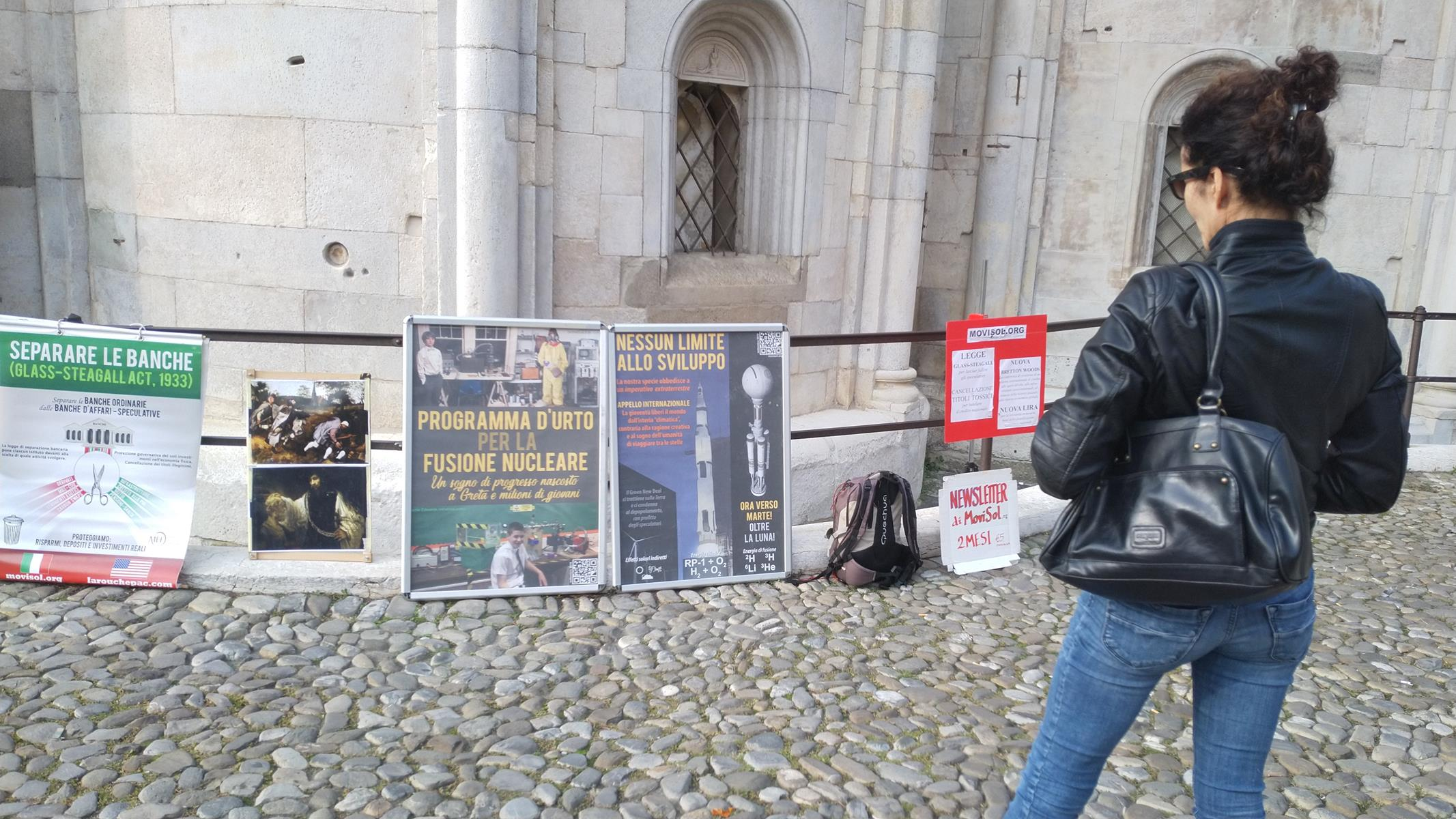 Manifestazione a Modena per lo