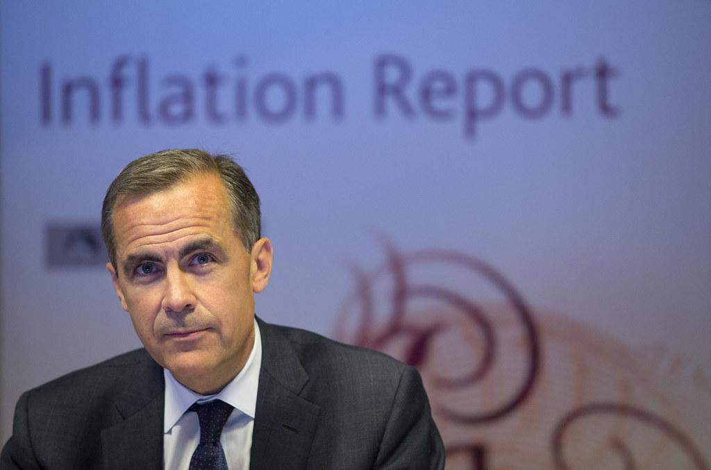Il capo della Banca d'Inghilterra annuncia l'agenda ecofascista dei banchieri