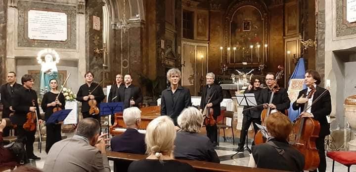 Concerto a Roma per la prima volta con piano e orchestra accordati al La=432 Hz